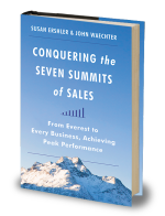 Conquering the Seven Summits of Sales by Susan Ershler