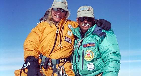 Vinson Massif summit